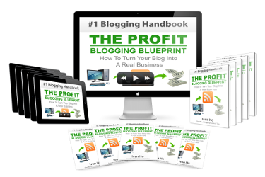 The Profit Blogging Blueprint